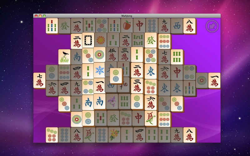 Free tiles on a Mahjong Game